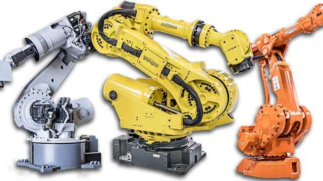 خرید و فروش انواع ربات صنعتی